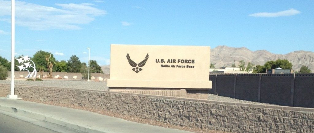 Nellis Air Force Base Bail Bonds