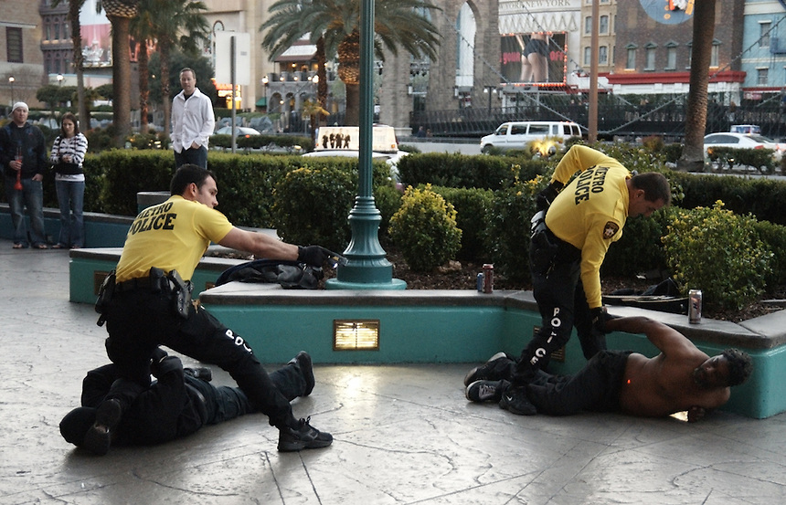Things That Could Get You Arrested In A Las Vegas Casino
